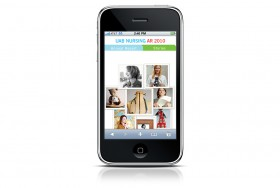 UAB Nursing Case Study / AR 2010 Mobile Site