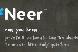Neer is a cool new app that will help advertising and design folks manage their lives.