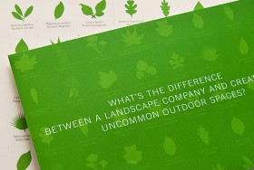 Landscape Workshop / Direct Mail